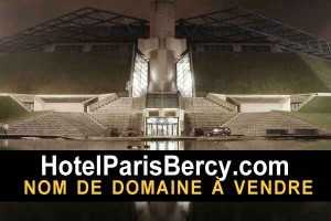 HotelParisbercy.com hotel paris bercy domain name for sale