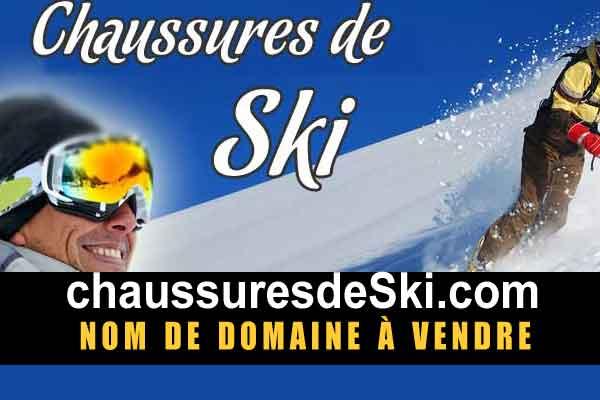 chaussures de ski nom de domaine en vendre, domaine name for sale, visit chaussuresdeski.com