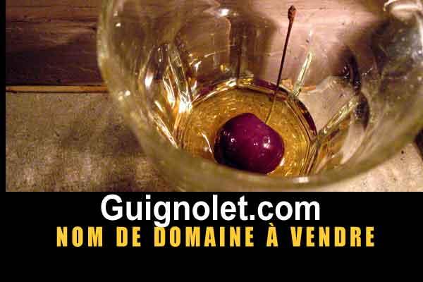 Guignolet nom de domaine à vendre, domaine name for sale, visit Guignolet.com