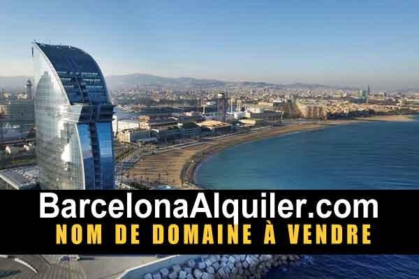 Barcelona alquiler nom de domaine en vente, domaine name for sale, visit BarcelonaAlquiler.com