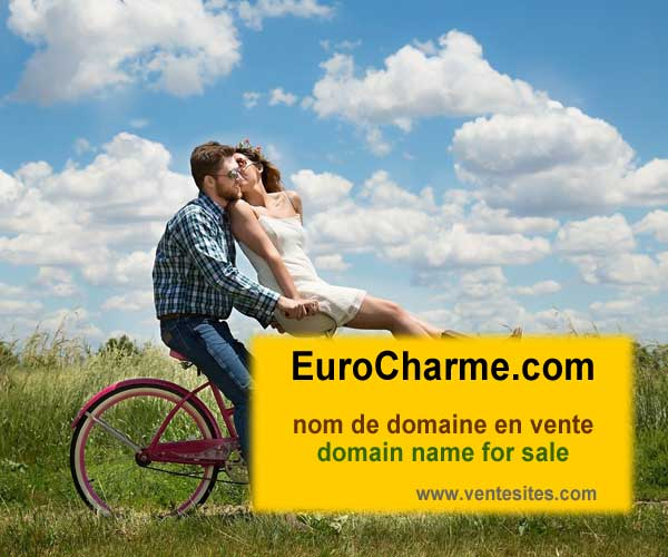 euroCHARME.com domain name for sale