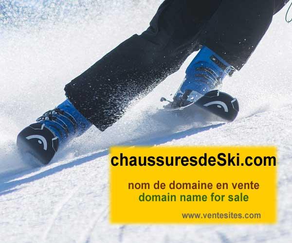 chaussuresdeski.com nom domaine a vendre, domaine name for sale