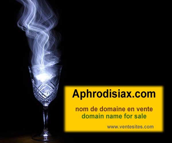 aphrodisiax.com domain name for sale