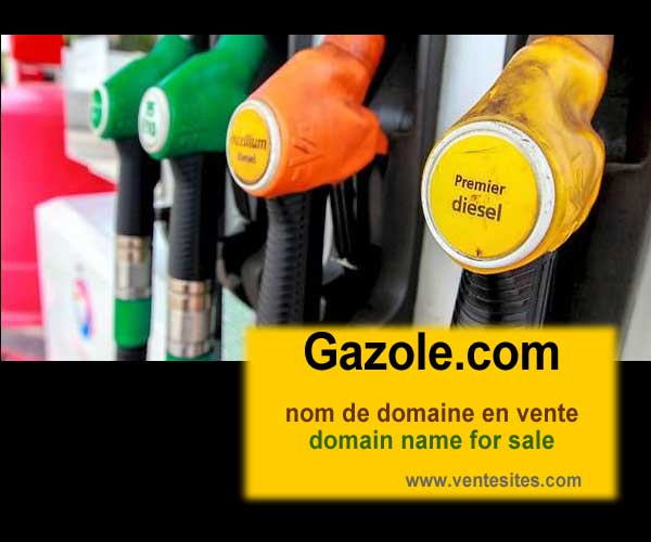 gazole.com domain name for sale