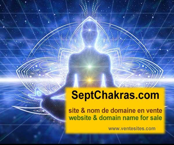 Septchakras.com - website for sale website domain name for sale